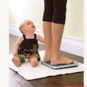 Απαλλαγείτε από τα κιλά της εγκυμοσύνης!
