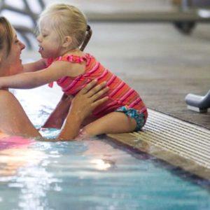 Κολύμβηση για παιδιά με ειδικές ικανότητες