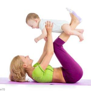 Άσκηση και θηλασμός