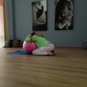 Yoga- προετοιμασία τοκετού! Αλλαγή ημέρας!!